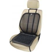 OBBOmed Autostoel zitting met houten kogels voor betere bloedcirculatie SM-7500