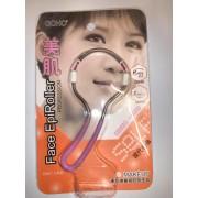 face epilator roller/ gezichtsontharing handmatig