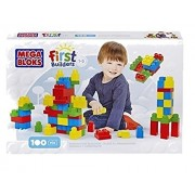 Mega Bloks First Builders 100 Pieces