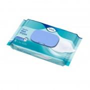 Tena Wet Wipes Lingettes imprégnées 3 en 1 - TENA Wet wipe 3 en 1 ProSkin (48 lingettes)