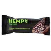 Baton Seminte Canepa cu Cacao Bio Canah 42gr