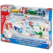 Thomas and Friends Motorized Ice & Snow Adventure Set - Ijs En Sneeuw Adventuur -Thomas De Trein