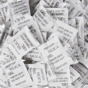 DMF Free ORIGNAL SILICA GEL DESICCANT PACKETS (Pack of 10) Each 100 Gram- For Moisture Absorb -1 KG