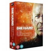 Die Hard - Legacy Collection (films 1-5) DVD