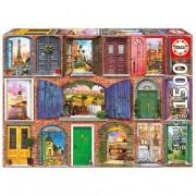 EDUCA Borras - Puertas de Europa - Puzzle 1500 Piezas