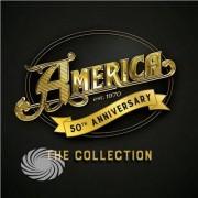 Video Delta America - 50th Anniversary: The Collecti - CD