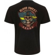 Blood Sweat And Gears T-shirt (S)