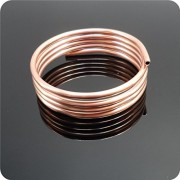 Generic Ship model motor water cooled copper tube notebook water cooling copper tube heat conduction copper tube DIY model cooling modif