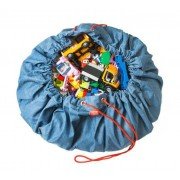 PLAY & GO Sac rangement / Tapis - Jean's - Play and Go