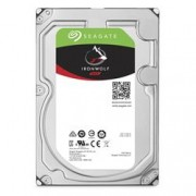 "Hard Disk Seagate 3,5"" - capacit+á 6 TB - SATA 6Gbps - 7200 rpm - 256MB Cache - Serie IronWolf NAS"