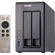 Nas Qnap TS-251+ 2GB RAM 2-Bay 2 x Gigabit 2 x USB2.0 2 x USB3.0 1 x HDMI Negru