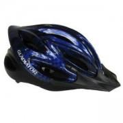 Каска за велосипед AeroGo - S - Синя - SPARTAN, S30901b