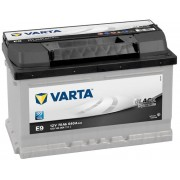 Baterie auto 12V 70Ah E9 Varta Black Dynamic cod 570144 064