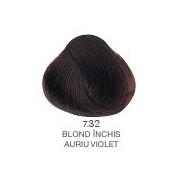 Vopsea Permanenta Evolution of the Color Alfaparf Milano - Blond Mediu Auriu Violet Nr 7.32
