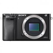 Sony A6000 svart kamerahus