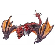 Schleich Dragon Fighter Toy Figure - Multi Color