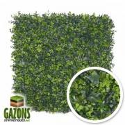 gazons-synthetiques.net Feuillage Artificiel - imitation Lierre - 1m x 1m