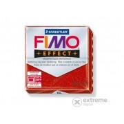 """Plastilină Fimo """"Effect"""", se coace, roșu cu sclipici (8020 202)"""