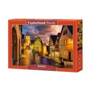 Castorland Pussel Rothenburg på Natten 1000 Bitar