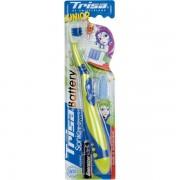 Periuta de dinti electrica Trisa 611743 Sonic Power Battery Junior