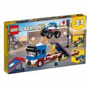 Lego Modular Stunt Truck Lego 31085