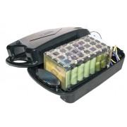 Kerékpár akku felújítás Phylion Battery / Hi-energy Battery / XH259-10J Li-ion 25.9V 11.6Ah