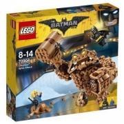 Конструктор ЛЕГО Батман - Глиненото лице – размазване LEGO Batman, 70904