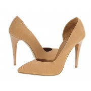 Pantofi casual eleganti piele femei Clarette Louisa bej