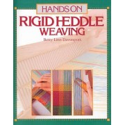 Hands on Rigid Heddle Weaving by Betty Linn