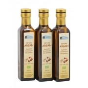 100% BIO Olej ARGANOWY spożywczy (250 ml) - tłoczony z uprażonych orzechów
