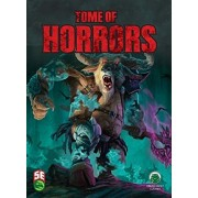 Tome of Horrors 5e, Hardcover/Frog God Games