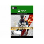 ACTIVISION Call of Duty Black Ops Cold War Ultimate Edition, Xbox One, G3Q-01038