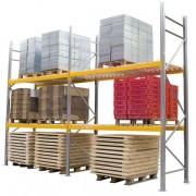 PROVOST Rack à palettes Propal 3 Longueur2700 Haut 3000 mm