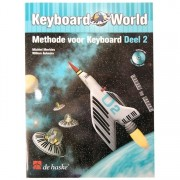 De Haske Keyboard World 2 incl cd