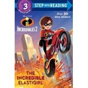 The Incredible Elastigirl (Disney/Pixar the Incredibles 2), Paperback/Natasha Bouchard