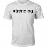 T-Junkie Camiseta #trending - Hombre - Blanco - XL - Blanco
