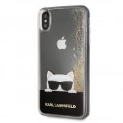 Karl Lagerfeld Choupette Cupid Liquid (iPhone Xs Max)