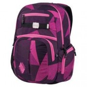 nitro Rucksack Hero Fragments Purple