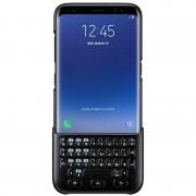Husa Protectie Spate Samsung EJ-CG955BBEGWW Keyboard Negru pentru SAMSUNG Galaxy S8 Plus