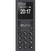 ELARI NanoPhone C Super Slim/Ultra Light Bluetooth Dialer Mobile With FM/Call Recorder And Magic Voice Function(BLACK)