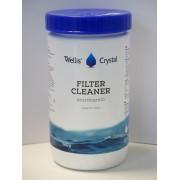 Wellis Crystal szűrőbetét tisztítószer 0,5kg WV00079