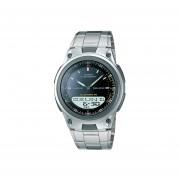 Reloj CASIO AW-80D-1AVCF ILUMNATOR Collection Análogo-Digital Pila De 10 Años De Duración-Acero