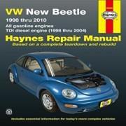 VW New Beetle 1998 Thru 2010: All Gasoline Engines - Tdi Diesel Engine (1998 Thru 2004), Paperback/Ken Freund