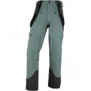 KILPI Pánské technické kalhoty LAZZARO-M JM0126KIKHK Khaki XXL