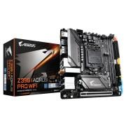 MB Gigabyte Z390 I AORUS PRO WIFI, LGA 1151v2, mini ITX, 2x DDR4, Intel Z390, S3 4x, DP, HDMI, WL, Bt, 24mj