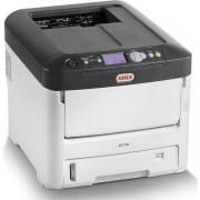 OKI C712n A4 Colour Laser Printer, USB, LAN