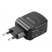 Hálózati töltő, USB, 2A, SANDBERG Excellence (SAHT097)
