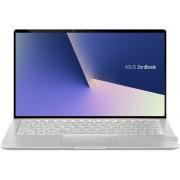 Notebook Asus ZenBook UX433FA-A5065T, argintiu + Windows 10 (tastatura layout HU)