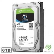 HARD DISK 6TB 5900RPM 64MB SEAGATE SKYHAWK HDD ST6000VX0023