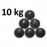 Master Fitness Slamball Svart 10 kg - Master Fitness